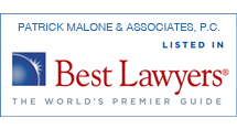 Patrick Malone & Associates, P.C. listed in Best Lawyers
